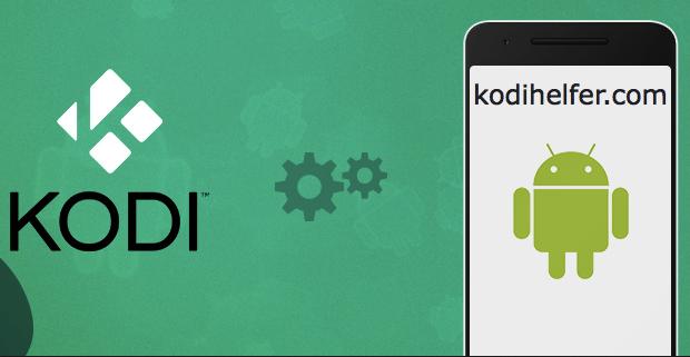 Scarica KODI Android pelliccia