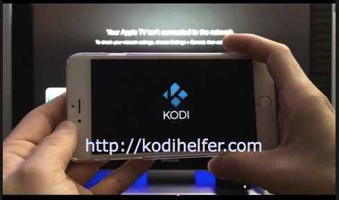 Download KODI fur IOS