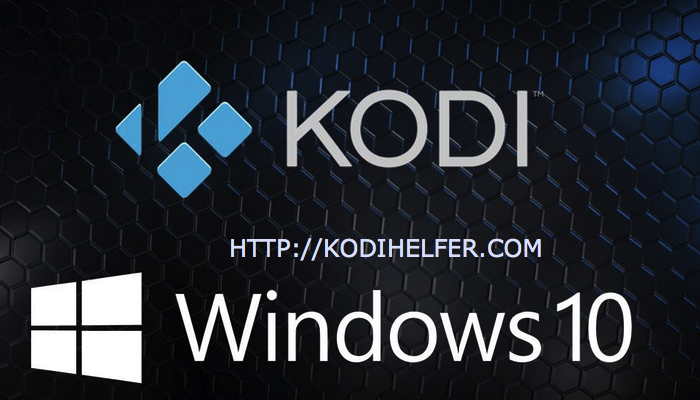 KODI descarga para Windows