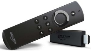 What's amazon firestick remote control