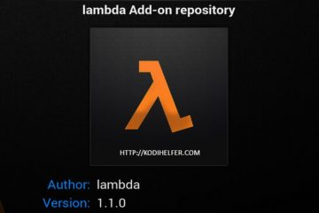 Ex-Kodi-Add-on-Lambda