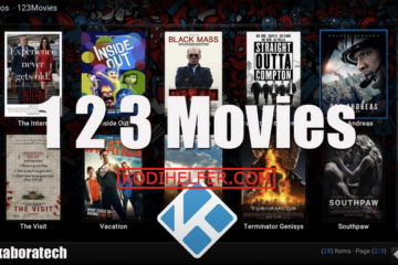 Kodi-123Movies-Addon